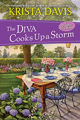 The Diva Cooks up a Storm Book Review