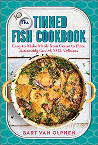 The Tinned Fish Cookbook Review
