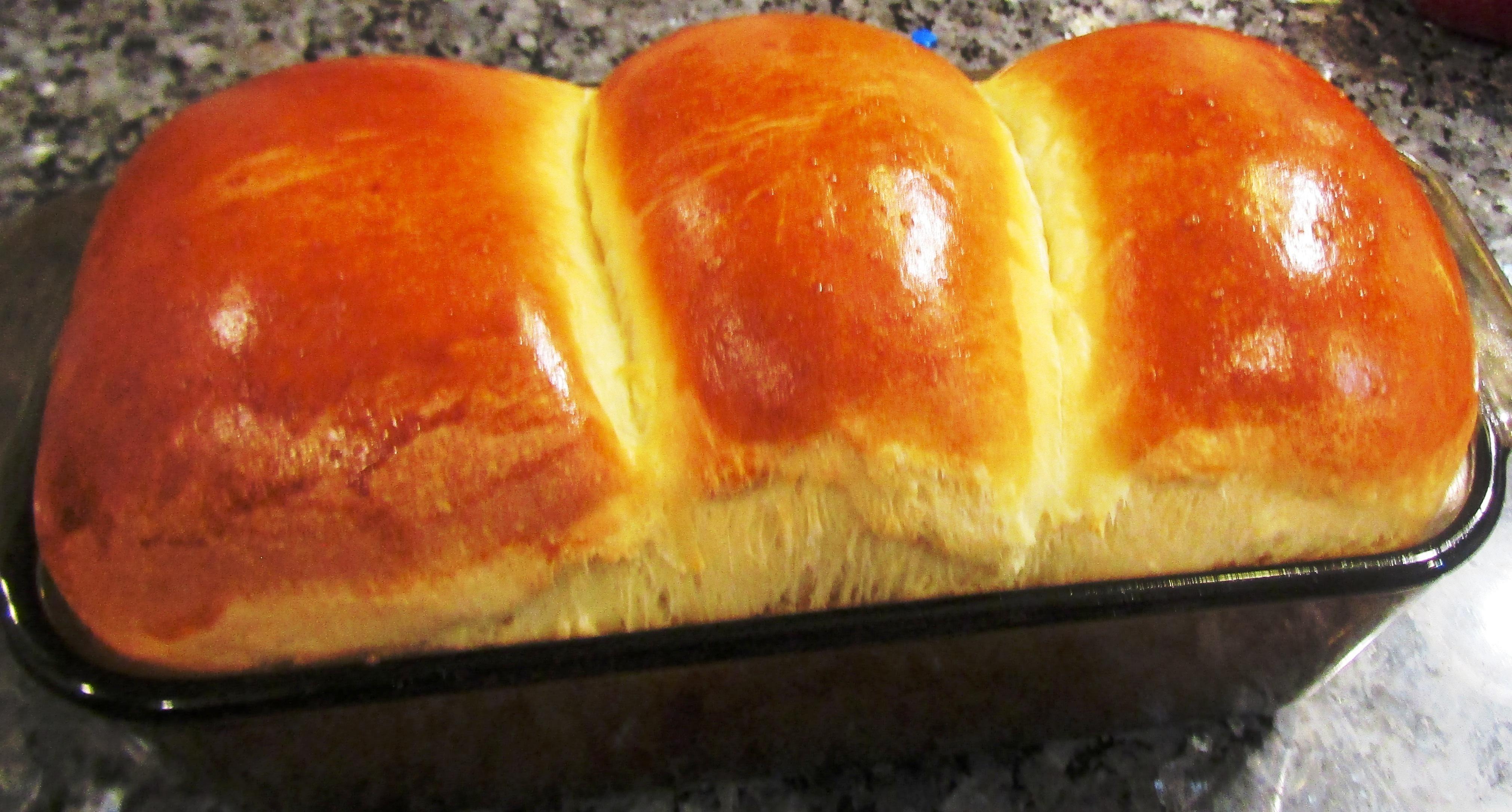 Japanese Milk Bread Recipe