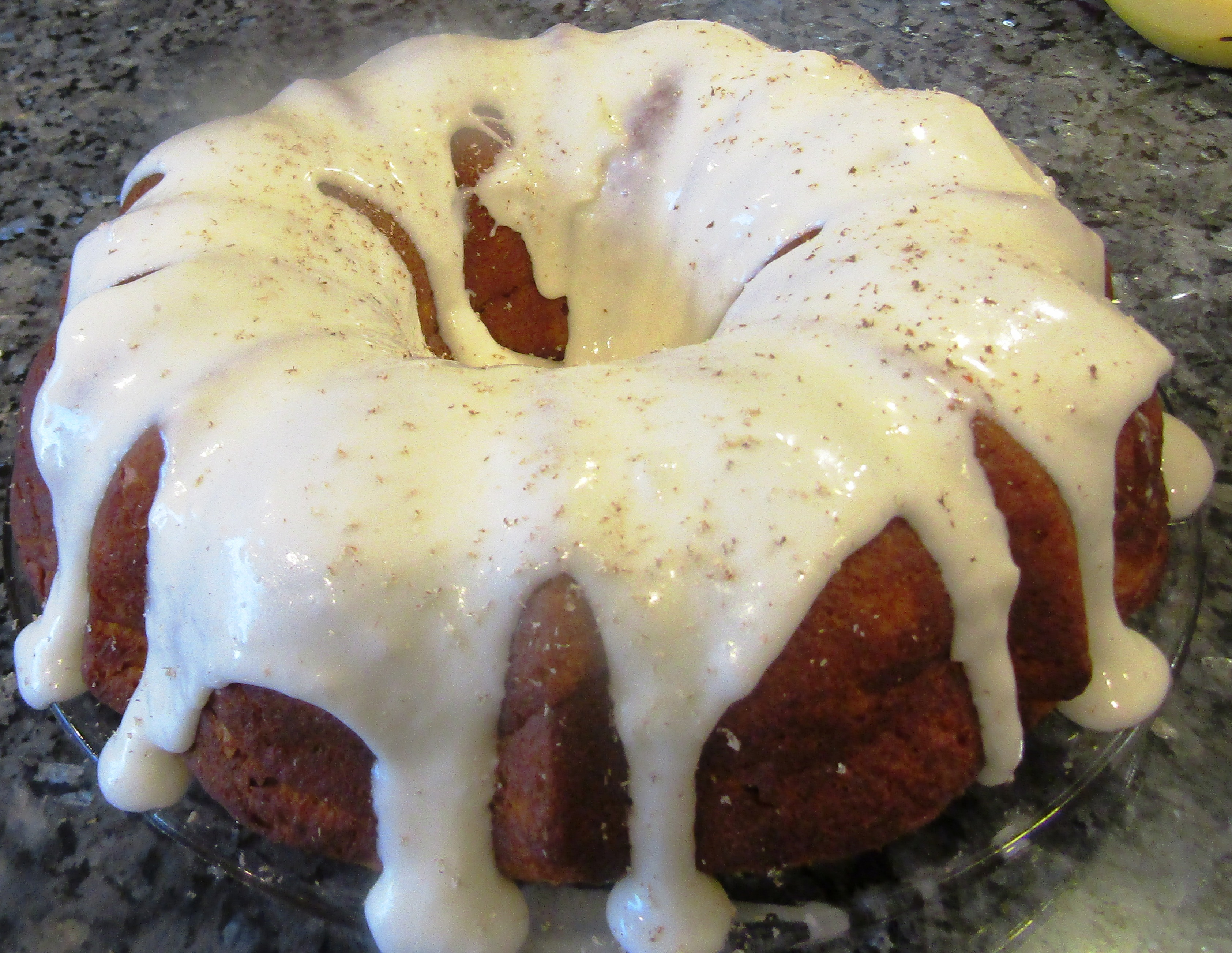 Southern Sweet Potato Bundt Cake Recipe