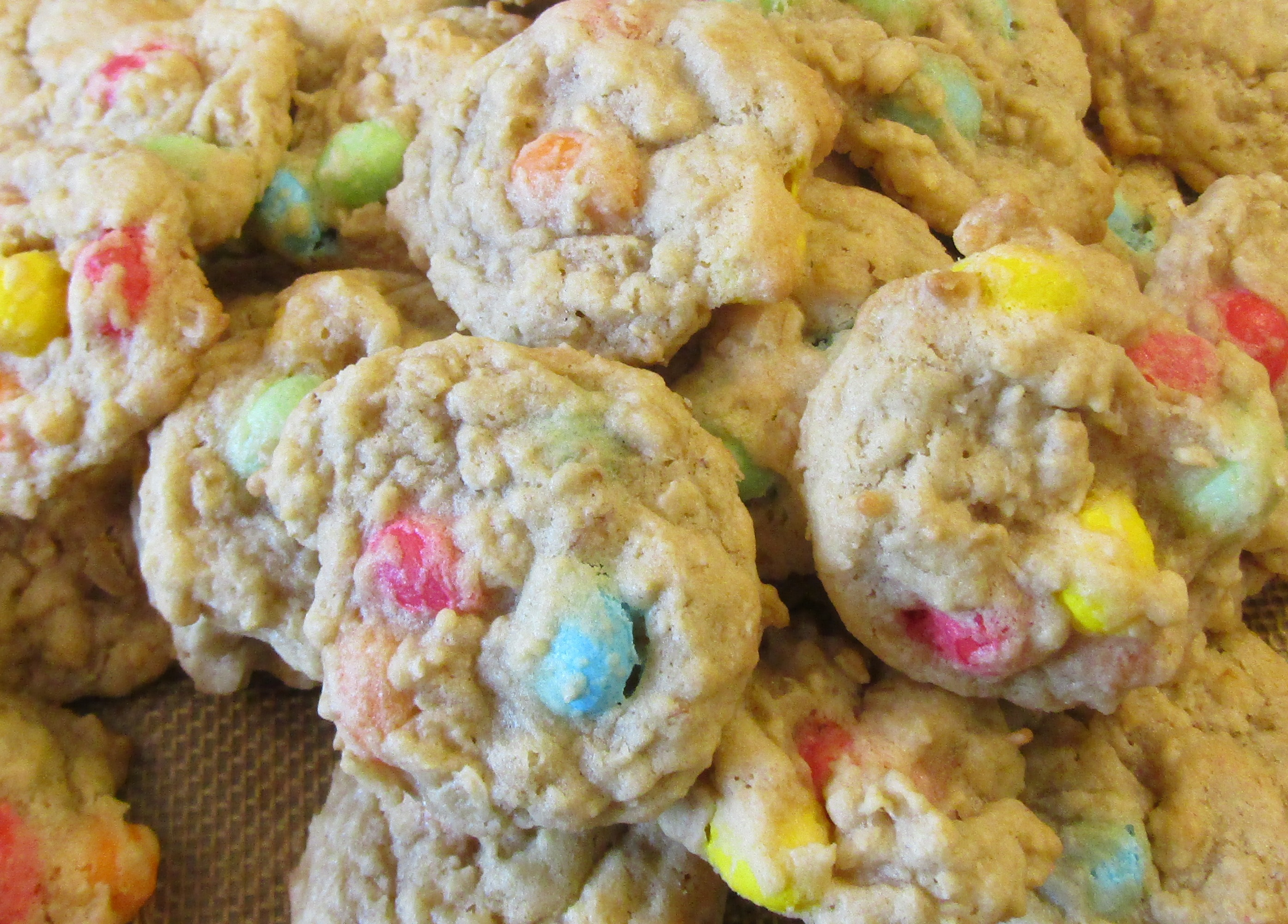 Easter Jelly Bean Cookies Recipe