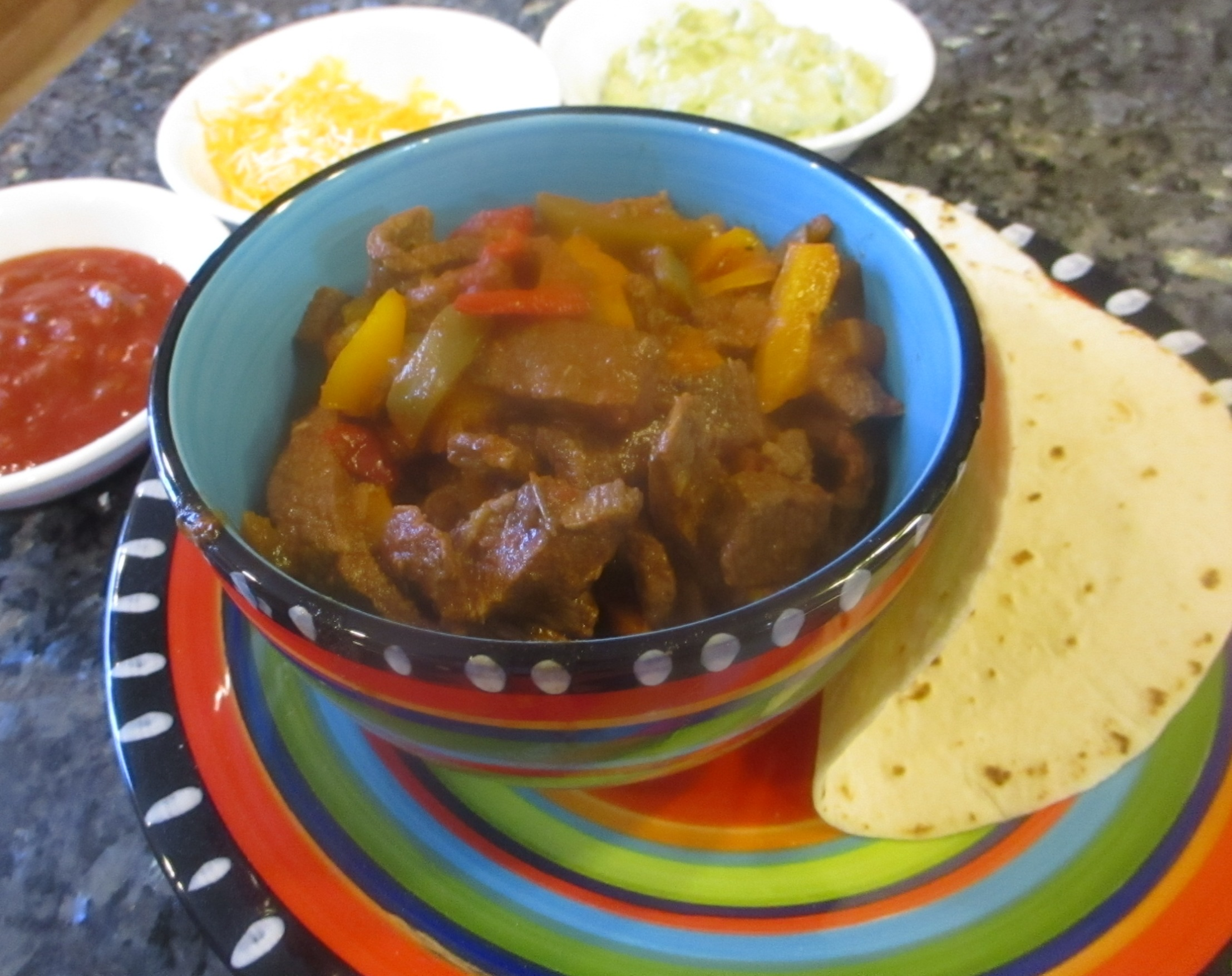 Instant Pot Beef Fajitas Recipe