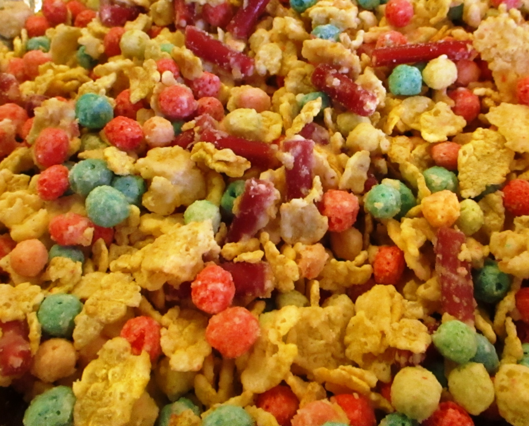 Firecracker Mix Recipe