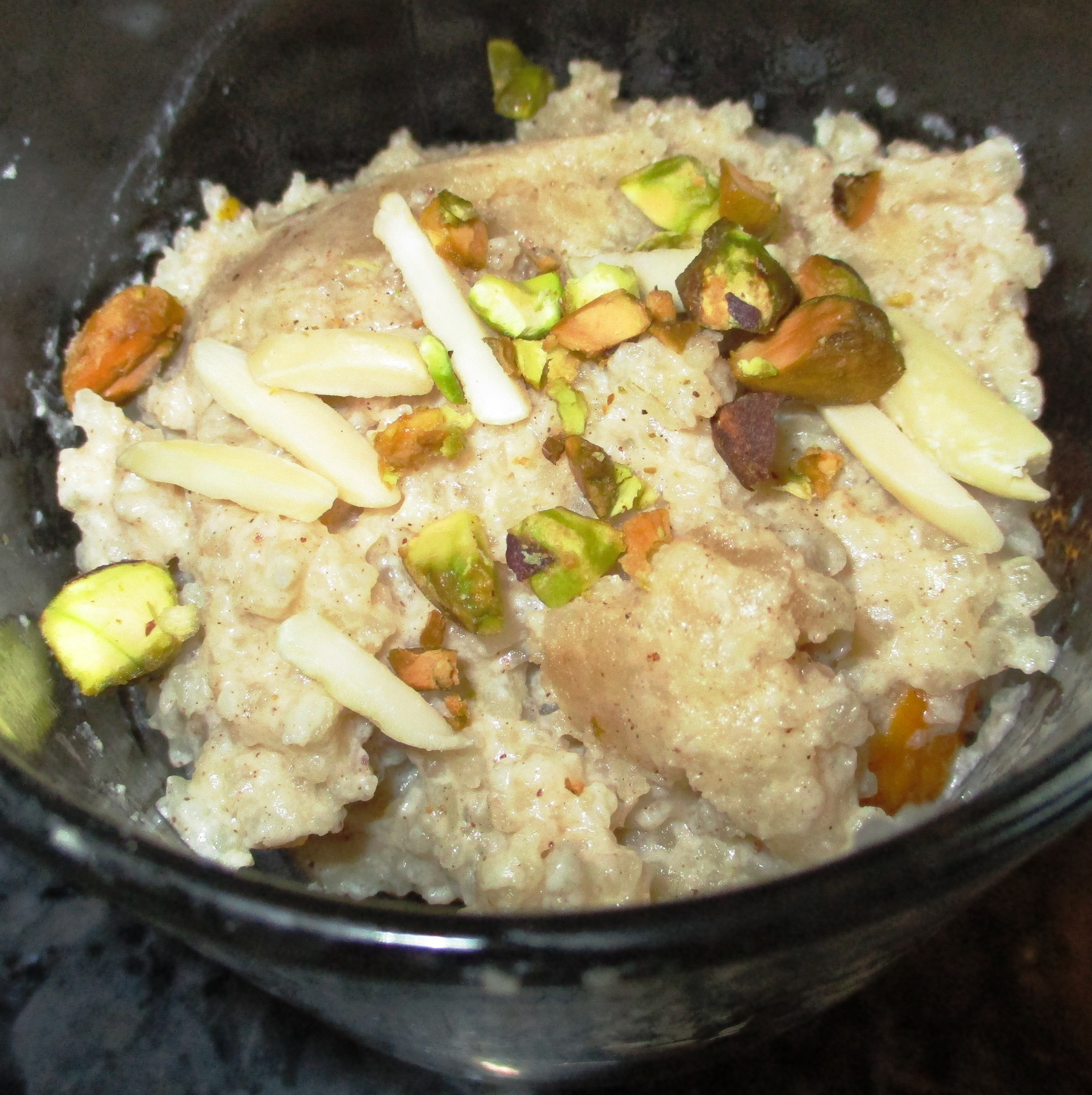 Slow Cooker Persian Rice Pudding Recipe